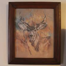 home interior deer picture 40 best vintage home interior images on home decor