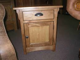 Amish End Tables by Mission Furniture Amish Furniture Rochester Ny