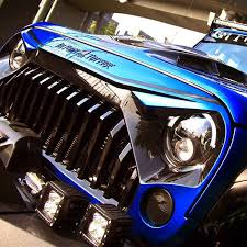 texas jeep grill next grill fad angry birds mate with transformers jeep wrangler