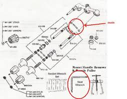 leaking bathtub faucet repair great repair parts for one and two handle delta bathroom faucets