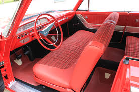 1960 Ford Falcon Interior Super Rare Superstar 1960 Ford Starliner 360hp High Performance V