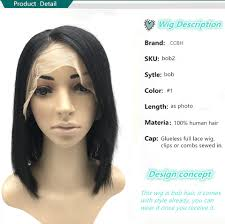 under bob hairstyle belle full lace short bob wigs indian remy hair bob style rihanna
