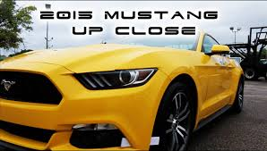 2 3 l mustang performance parts 2015 mustang best up walkaround 2 3l turbocharged ecoboost