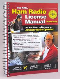 arrl ham radio license manual 0475 free shipping on most orders