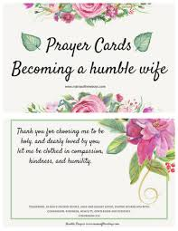 Wedding Bible Verses For Invitation Cards Free Prayer Cards Digital Print Humble Wife Bible Verses