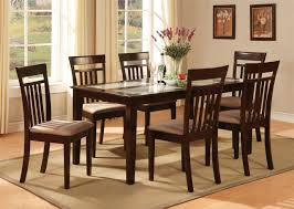 Reasonable Dining Room Sets by Dining Tables Sets Roundhill Furniture Cylina Solid Wood Glass