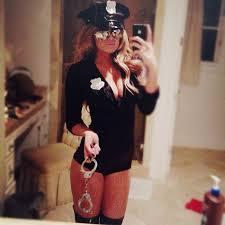 Truck Driver Halloween Costume Paulina Gretzky Looked Good Halloween Costumes
