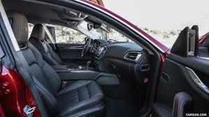 ghibli maserati interior 2017 maserati ghibli sq4 sport package interior front seats