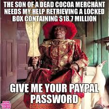 Spam Meme - funny spam e mail memes pophangover