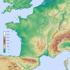 physical map of belgium topographic map of belgium major tourist attractions maps