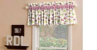 Nursery Valance Curtains Window Treatments For Your Nursery Carousel Designs