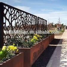 decorative metal fencing iron