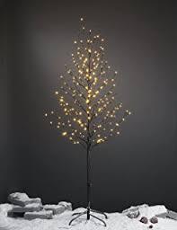 how many feet of christmas lights for 7 foot tree amazon com lightshare 7 ft led tree northern lights starlit tree