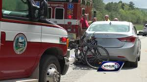 man securing bike rack struck by truck on i 93 seriously hurt