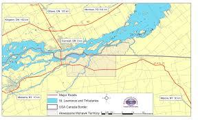 Malone Ny Map New York History Review Articles St Lawrence University U201cto