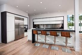 modern kitchen with stainless steel by martha spokish zillow