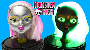 Glow In The Dark Eyelashes Monster High Gore Geous Ghoul Glow In The Dark Limited Edition 33