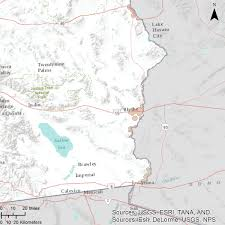 Map Of The Colorado River by Gama Groundwater Ambient Monitoring And Assessment