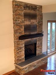 magnificent metal mantel the fireplace guys