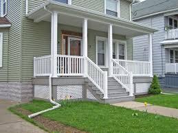 vinyl porch rails and posts