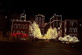 holiday lights st louis holiday lights picture of budweiser brewery experience saint