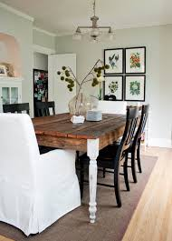 Dining Table In Kitchen Ideas by 92 Best Kitchen Table Redo Images On Pinterest Table And Chairs