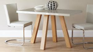 solid oak dining table and 6 chairs table solid oak round dining table 6 chairs round oak and white