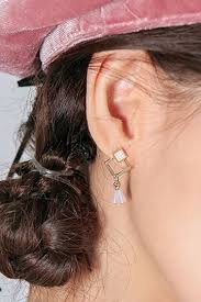 korean earings korean earrings korean fashion earrings for women online kooding