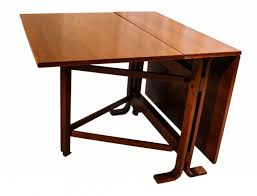 Rectangular Drop Leaf Kitchen Table by Uncategorized Viyet Designer Furniture Tables Heywood Wakefield