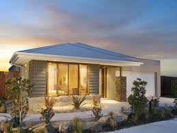 modern home design one story one story house plans with open