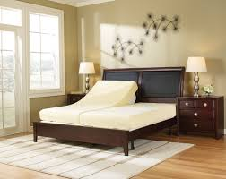 Leather Bed Headboards Fascinating Headboards For Adjustable Beds Also King Attached To
