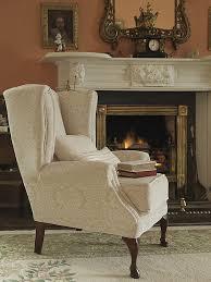 Queen Armchair Classic Queen Ann Gents Winged Armchair