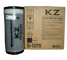 Toner Riso riso kz type ink black s1370