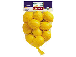earthbound farm organic lemons bag 32 oz meijer com