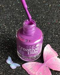 cnd creative play orchid you not 91151 nail lacquer i gel nails com