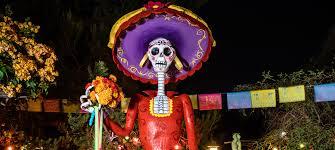 Dia De Los Muertos Pictures Dia De Los Muertos Special Events Disney California Adventure Park