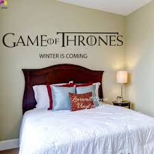 games quotes promotion shop for promotional games quotes on game of thrones quote sign wall sticker bedroom kids room winter is coming sign lettering wall decal living room art mural