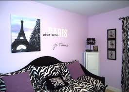 cute paris themed bedroom ideas