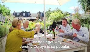 The Dinner Party Neil Simon Script - tories hit out at corbynista video that mocks middle class daily