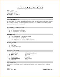 writing a basic resume exles how to write a basic resume resume templates