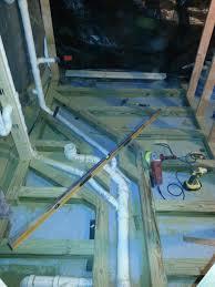 Leveling A Concrete Floor For Laminate Leveling Basement Floor Basements Ideas