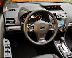subaru crosstrek interior leather subaru the car family
