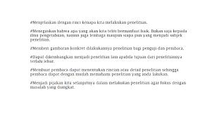 rumus membuat latar belakang cara membuat latar belakang masalah academic indonesia