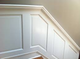 Wainscoting On Stairs Ideas I Love The Wainscoting Going Up The Stairs Wainscoting