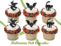 album halloween cupcakes