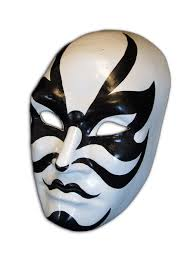 volto mask authentic venetian mask volto kuge aku for sale from us retailer