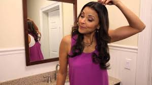as seen on tv hair extensions secret extensions by how to putting in your