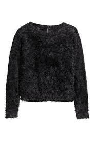 chenille sweater chenille sweater black sale h m us