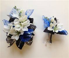 royal blue corsage and boutonniere best corsage for royal blue dress search prom