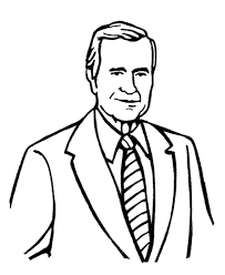 free printable coloring pages of us presidents usa printables president george h bush coloring page 41st